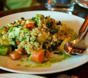 risotto-con-vegetales
