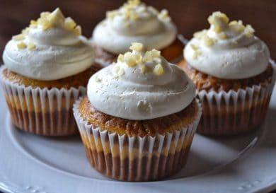 13 recetas de cupcakes