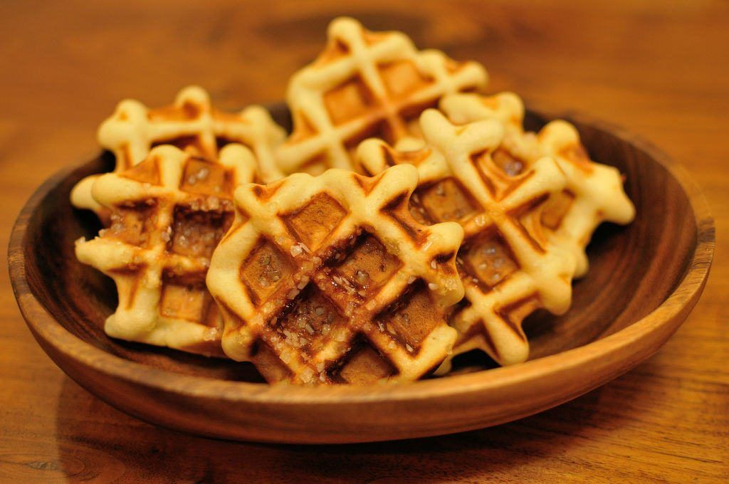 waffles-de-manzana