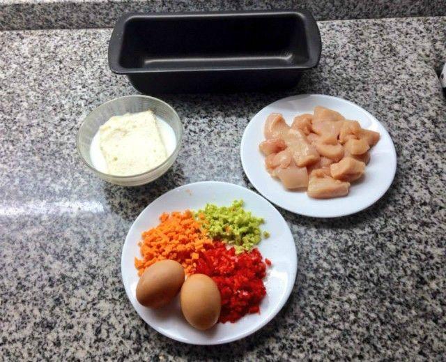 Terrina de pollo ingredientes