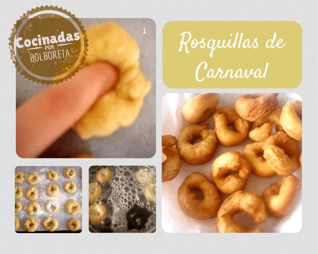 rosquillas de carnaval 2