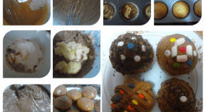 cupcakes de plátano 570x310