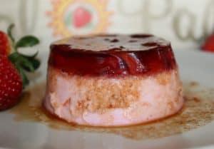 tarta de gelatina