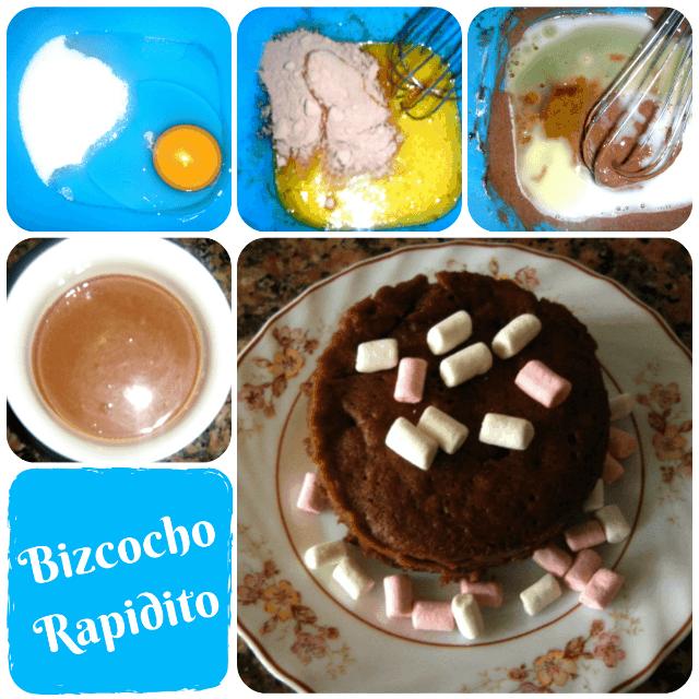 Bizcocho-Rapidito