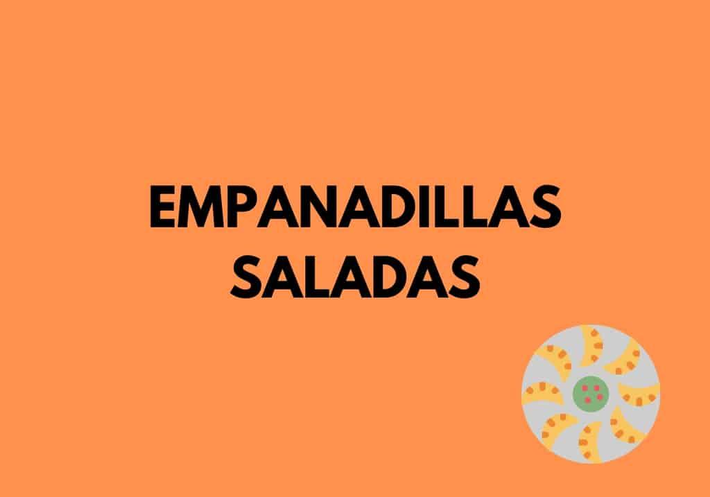Empanadillas saladas