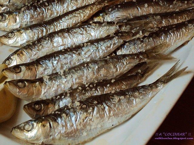 sardinas al horno cab