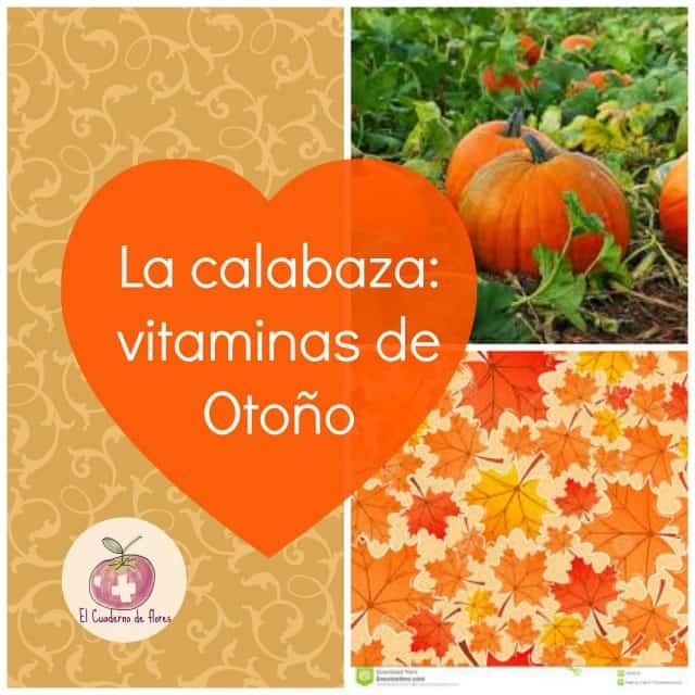 La calabaza_vitaminas de otoño