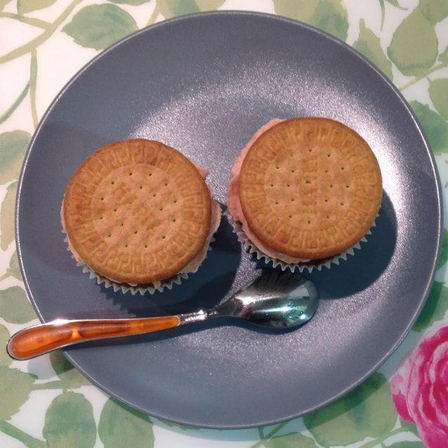 cupcakes galletas maria