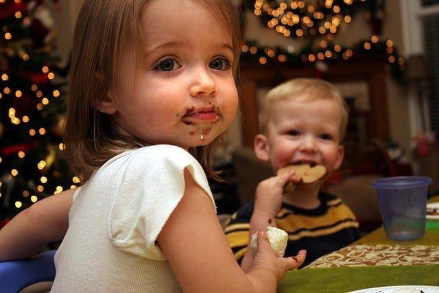 dieta niños 1 a 3 años