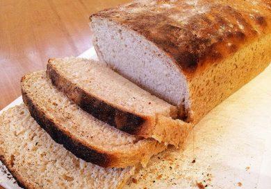 es saludable comer pan