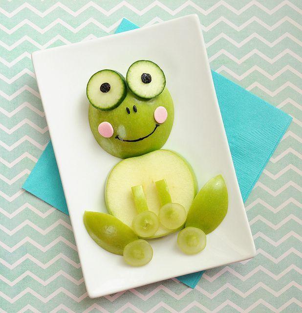 3 Ideas de comidas divertidas y saludables para niños