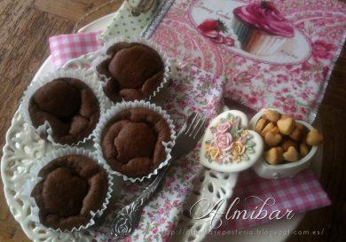 cupcakes con nutella