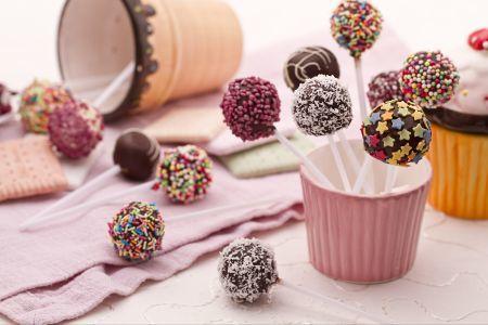 Cake Pop Oreo Bimby
