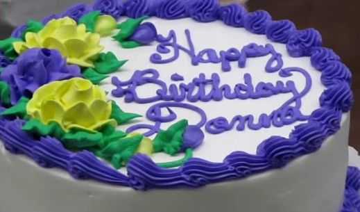 C mo decorar una tarta de cumplea os f cil y r pida - Reposteria facil y rapida ...