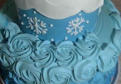 Tortas de frozen