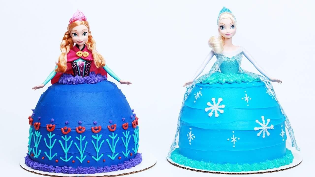 Tortas de frozen princesas