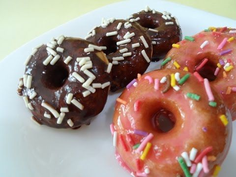 como-hacer-mini-donuts-horneadas