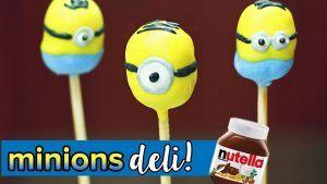 como-hacer-minions-cake-pops-3-ingredientes-y-sin-horno