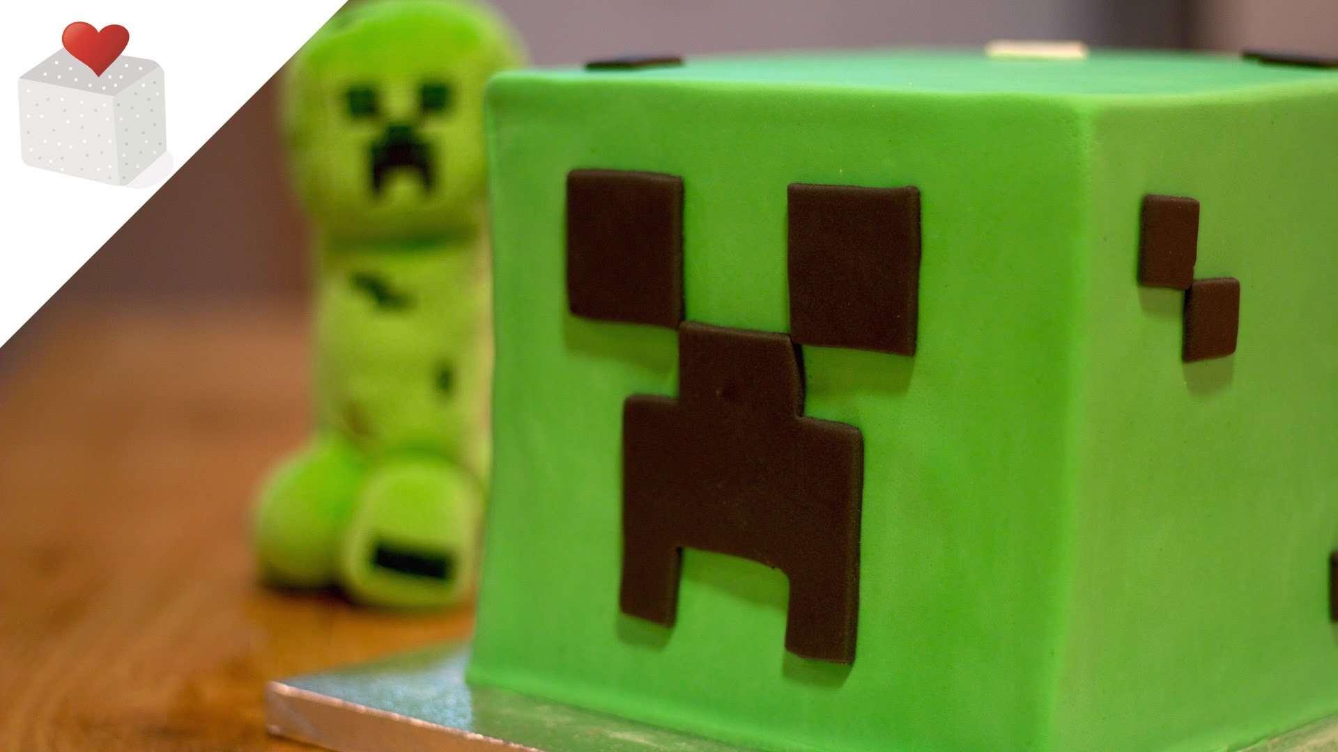 Cómo hacer una torta en minecraft