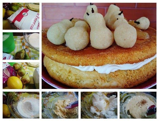 pastel-peras-pasos