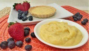Crema pastelera casera para rellenar