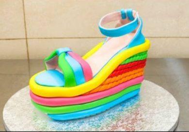 como-hacer-una-tarta-en-forma-de-zapato-de-plataforma