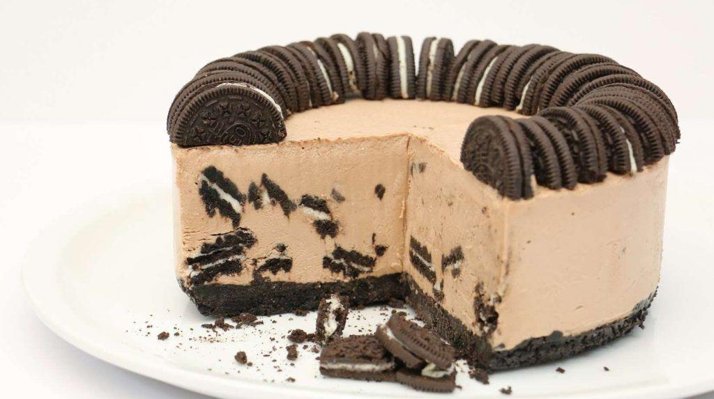 Tarta de Oreo y Nutella