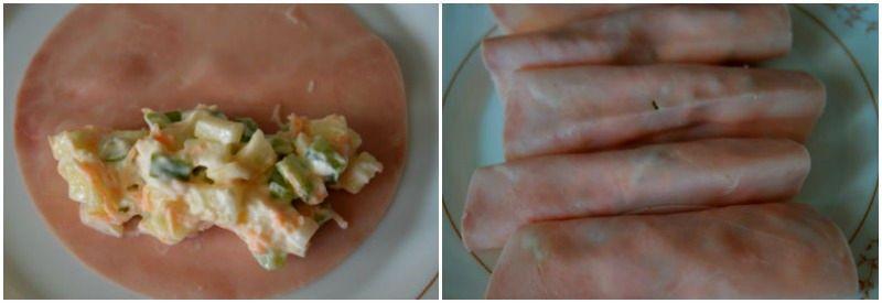 rollitos-de-jamon-cocido-con-verduras-y-queso-crema-pasos-2