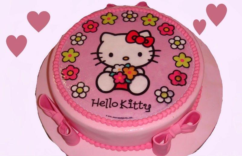como-hacer-una-tarta-con-fondant-de-hello-kitty