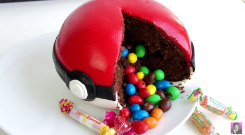 como-hacer-una-tarta-pinata-de-pokemon-go