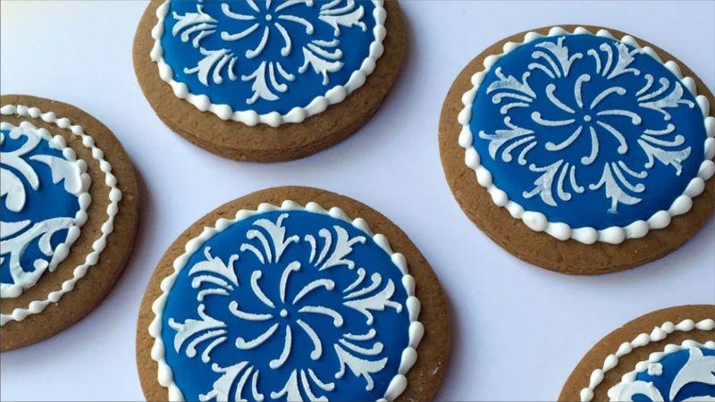 como-decorar-galletas-navidenas