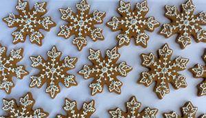 como-hacer-galletas-copos-de-nieve-de-jengibre