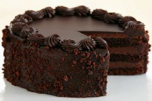 Tarta de chocolate fb