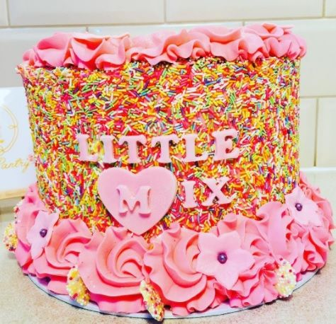 5 tartas de las más bonitas de Instagram