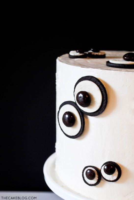 ideas para halloween tarta de ojos 2