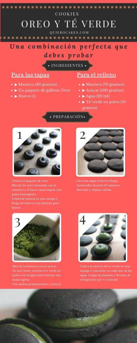 infografia receta