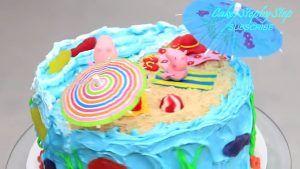 cumpleaños temáticos torta peppa pig