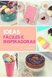 Tartas fáciles e inspiradoras grandes ideas en menos de diez minutos
