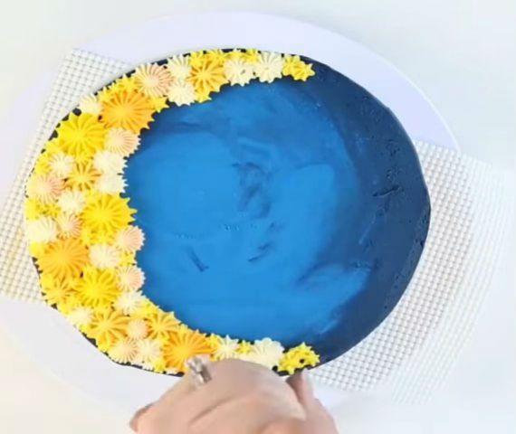 tartas espectaculares luna