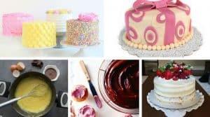 rellenos para tortas