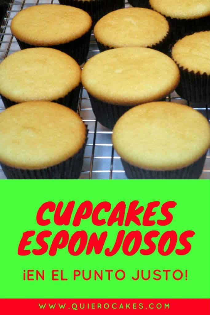 Cómo hacer cupcakes esponjosos pt