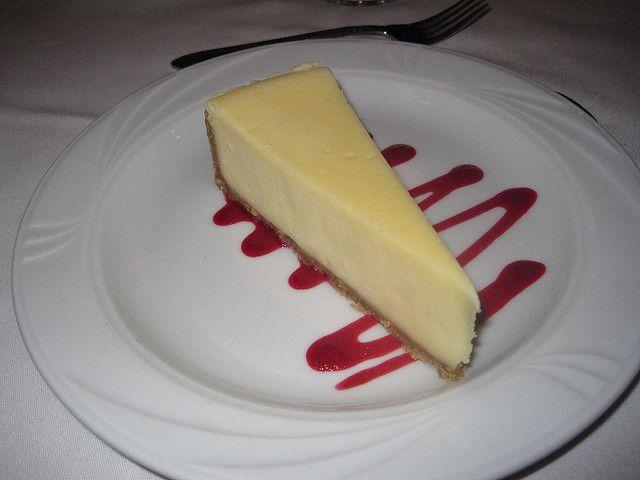 Cheesecake receta básica