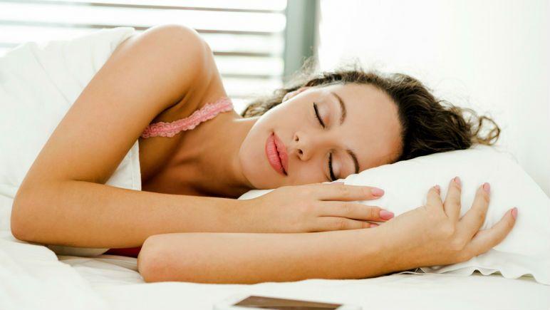 Cómo bajar de peso sueño