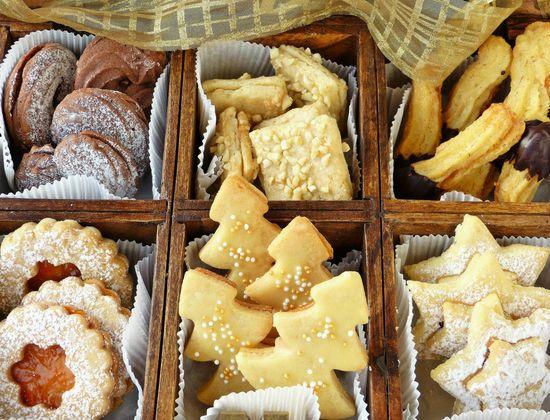 Nutrición y alimentación galletas