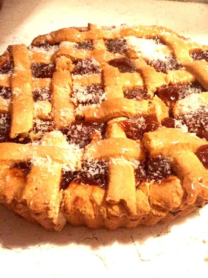 Pasta frola por Zuly Morales