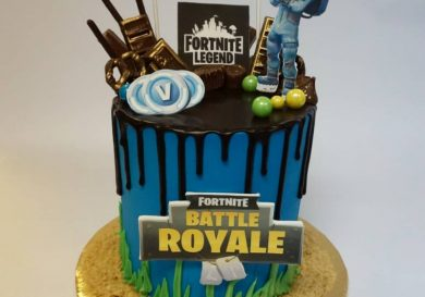 Tartas de Fortnite