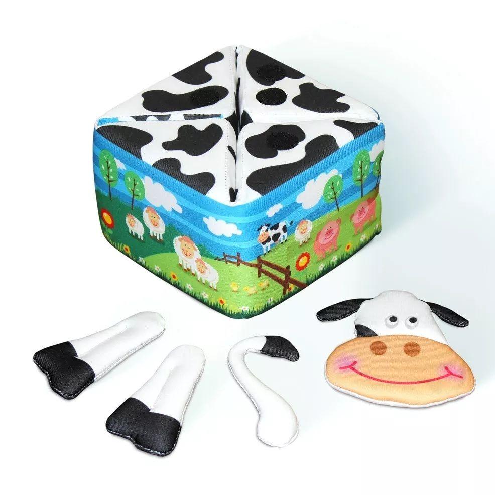 Cubos de la vaca Lola