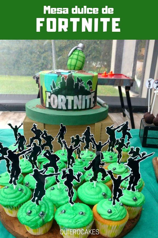 Mesa dulce de Fortnite