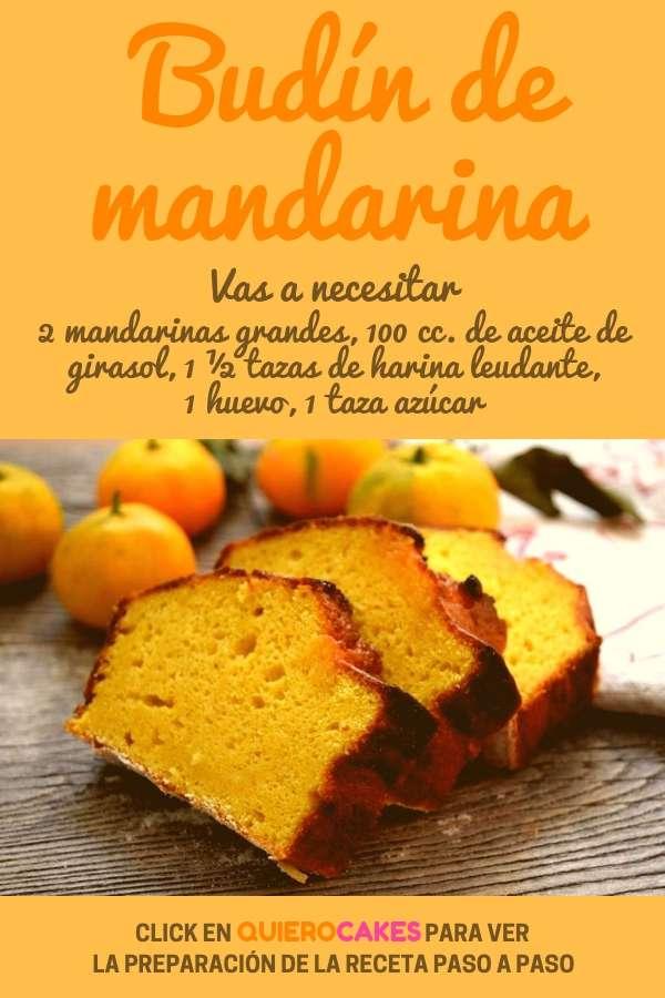 Budín de mandarina pt