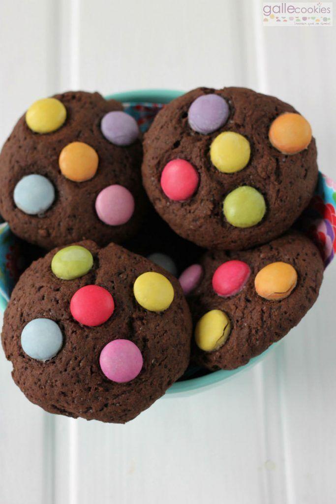 Cookies receta pt2